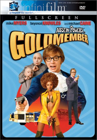 Austin Powers: Goldmember (Special Edition/ Pan & Scan) DVD Image