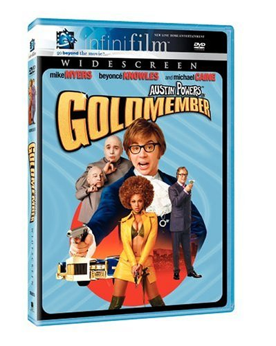 Austin Powers: Goldmember (Special Edition/ Widescreen) DVD Image