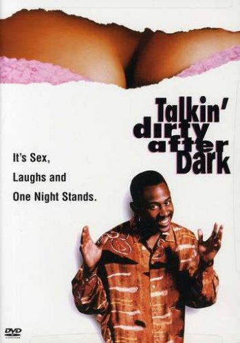 Talkin' Dirty After Dark DVD Image