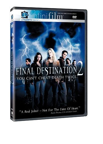 Final Destination 2 (Special Edition) DVD Image