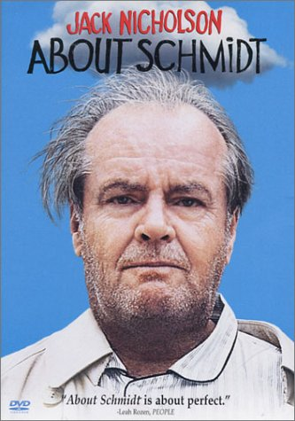 About Schmidt DVD Image