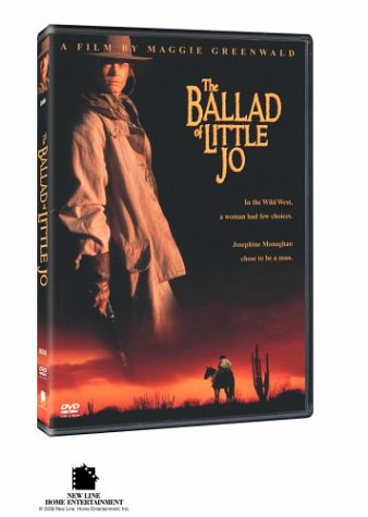 Ballad Of Little Jo (Limited Edition) DVD Image