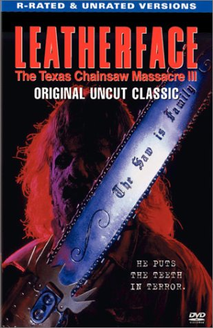 Leatherface: Texas Chainsaw Massacre 3 DVD Image