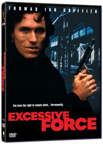 Excessive Force DVD Image