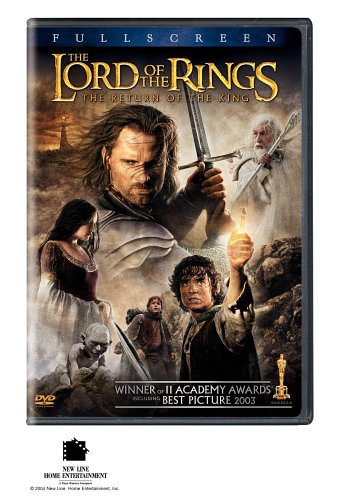 Lord Of The Rings: The Return Of The King (Special Edition/ Pan & Scan) DVD Image