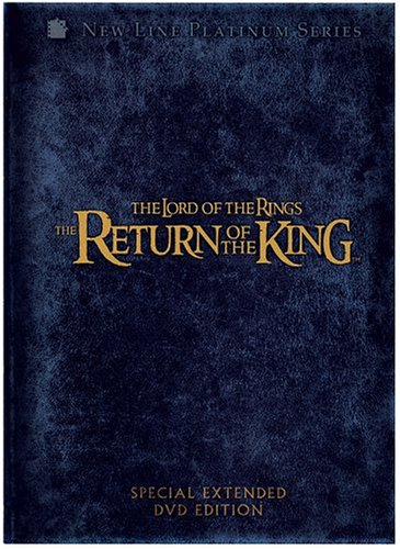 Lord Of The Rings: The Return Of The King (Extended Cut/ Special Edition) DVD Image