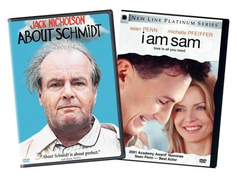 About Schmidt / I Am Sam (Special Edition) (2-Pack) DVD Image