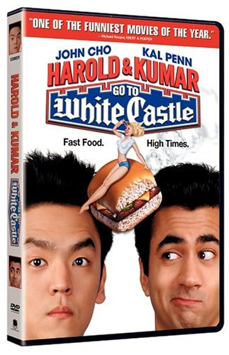 Harold & Kumar Go To White Castle (Widescreen) DVD Image