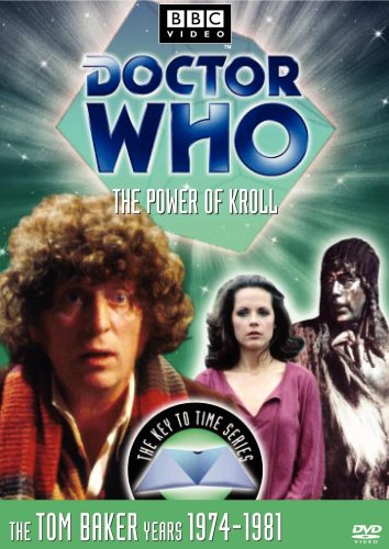 Doctor Who: The Power Of Kroll (Special Edition) DVD Image