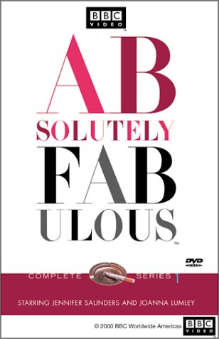 Absolutely Fabulous: Series #1 (Old Version) DVD Image