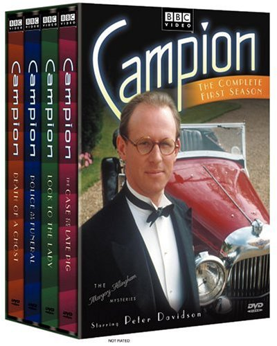 Campion: The Complete 1st Season DVD Image
