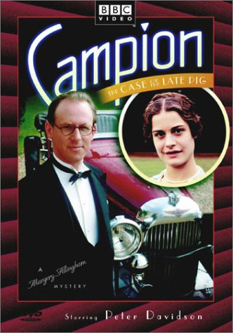 Campion: The Case Of The Late Pig DVD Image