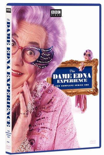 Dame Edna Experience: The Complete 1st Season DVD Image