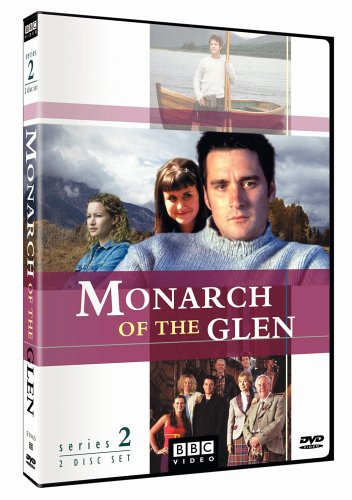 Monarch Of The Glen: Series 2 DVD Image