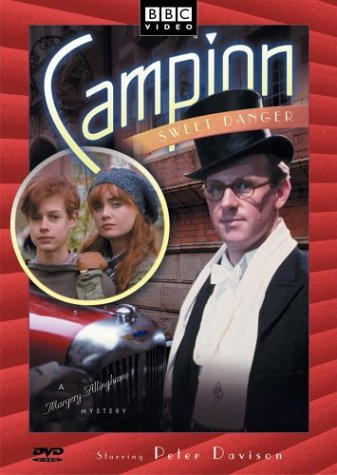 Campion: Sweet Danger DVD Image