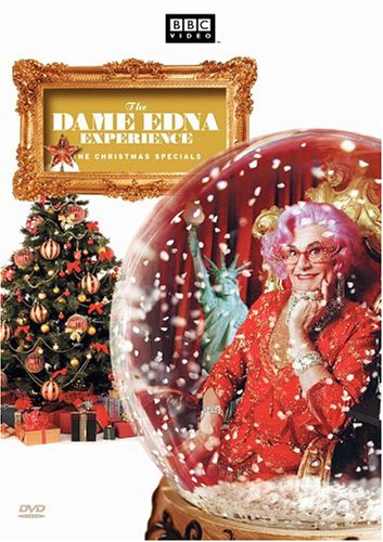 Dame Edna Christmas Experience DVD Image
