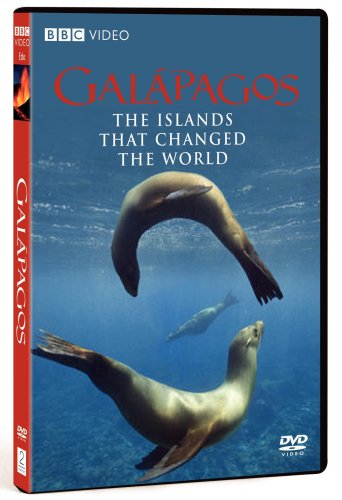 Galapagos: The Island That Changed The World DVD Image