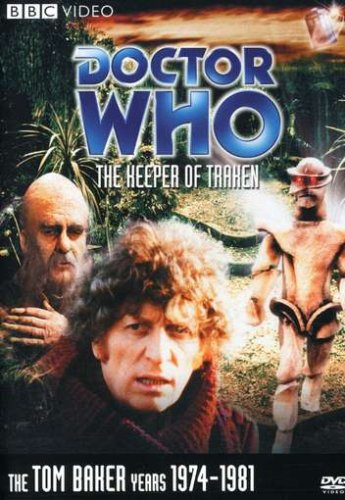 Doctor Who: The Keeper Of Traken DVD Image