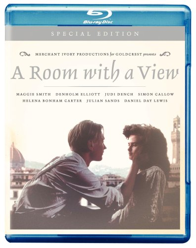 Room With A View (1985/ BBC Home Video/ Special Edition/ Blu-ray) DVD Image