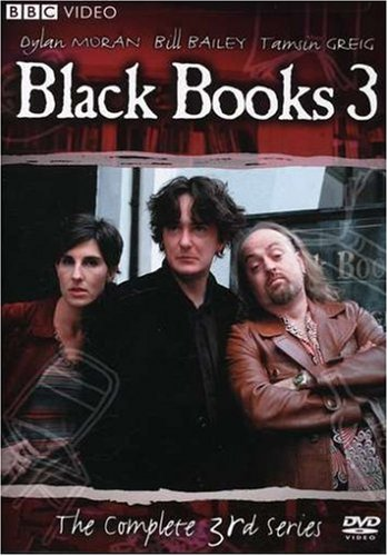 Black Books: The Complete 3rd Series DVD Image
