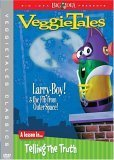 VeggieTales: Larry-Boy! And The Fib From Outer Space! (Warner Brothers) DVD Image