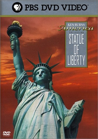 Ken Burns' America: The Statue Of Liberty (Old Version/ 2002 Release) DVD Image