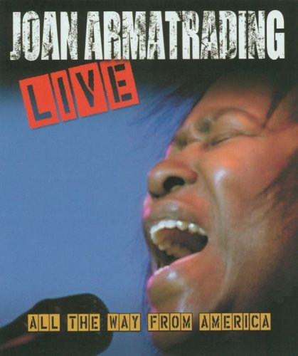 Joan Armatrading: Live: All The Way From America (Audio-Only DVD) DVD Image