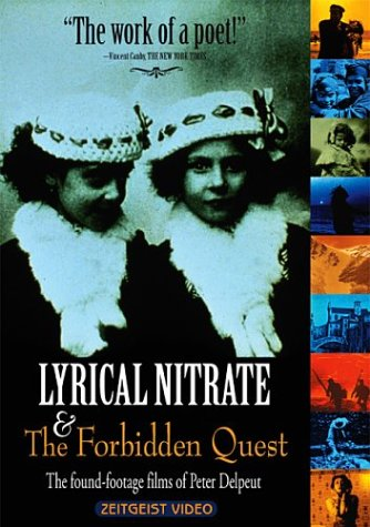 Lyrical Nitrate / The Forbidden Quest DVD Image