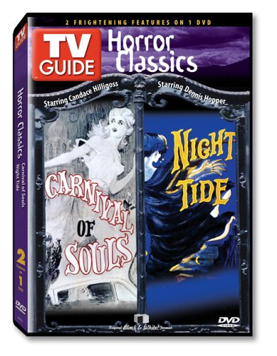 TV Guide Presents: Horror Classics, Vol. 08: Carnival Of Souls / Night Tide DVD Image