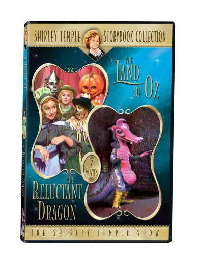 Shirley Temple Storybook Collection: Land Of Oz / Reluctant Dragon DVD Image