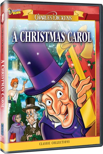 Christmas Carol (1982/ Liberation Entertainment) DVD Image