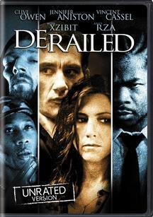 Derailed (2005/ Unrated Version/ Widescreen) DVD Image