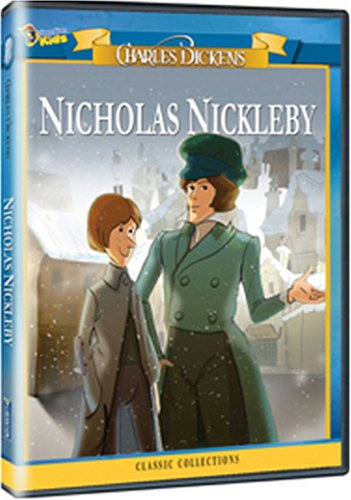 Nicholas Nickleby (UNK/ Liberation Entertainment) DVD Image