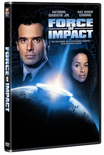 Force Of Impact DVD Image