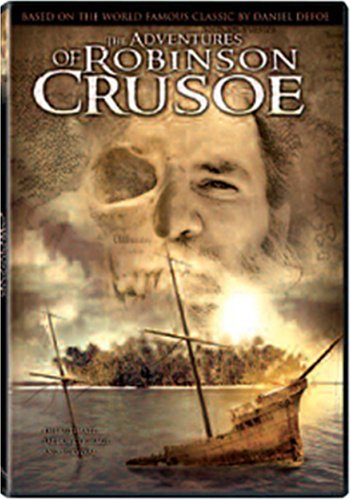 Adventures Of Robinson Crusoe DVD Image
