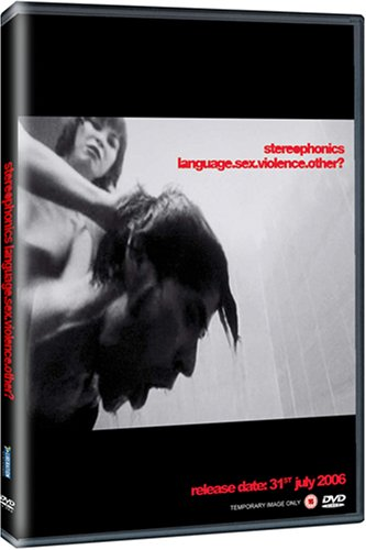 Stereophonics: Language, Sex, Violence, Other? (Special Edition) DVD Image
