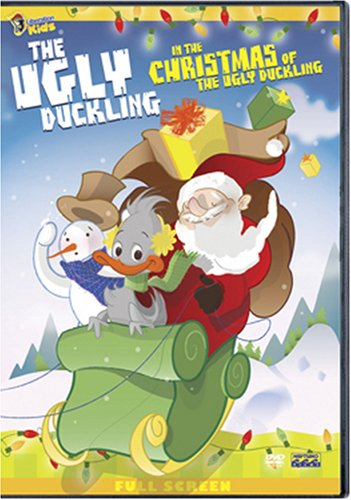 Christmas Of Ugly Duckling DVD Image