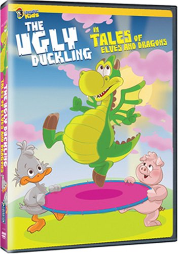 Ugly Duckling Tales Of Elves And Dragons DVD Image