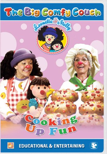 Big Comfy Couch (Genius Products), Vol. 2: Cooking Up Fun DVD Image