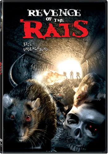 Revenge Of The Rats DVD Image