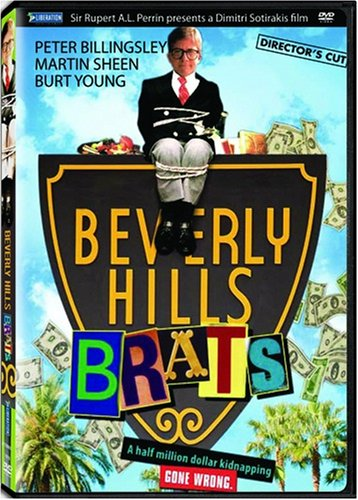 Beverly Hills Brats DVD Image