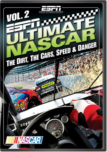 ESPN Ultimate NASCAR, Vol. 2: The Dirt, The Cars, The Speed? DVD Image