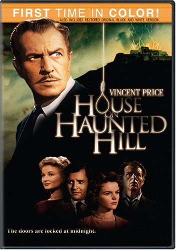 House On Haunted Hill (1959/ Legend Films/ Old Version) DVD Image