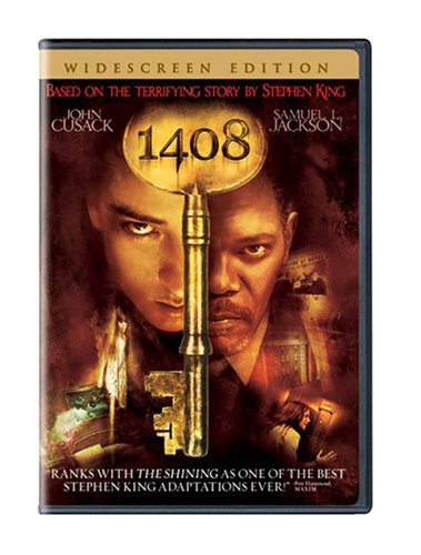 1408 (Widescreen Edition) DVD Image