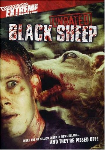 Black Sheep (2006/ Dimension Extreme) DVD Image