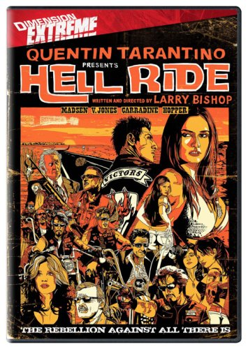 Hell Ride (2008/ Dimension Extreme) DVD Image