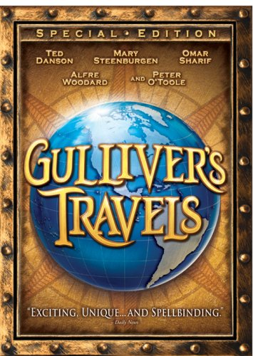 Gulliver's Travels (1996/ RHI Entertainment) DVD Image