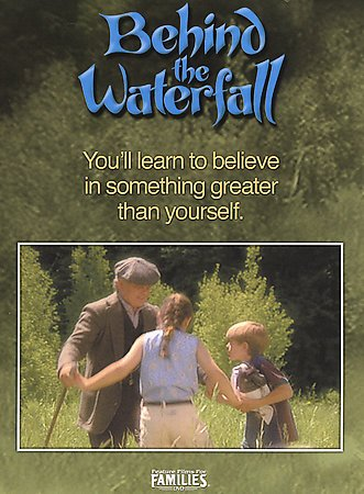 Behind The Waterfall DVD Image