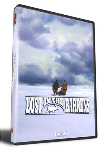 Lost In The Barrens DVD Image