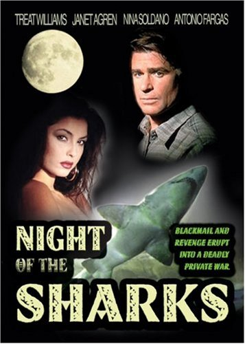 Night Of The Sharks (Westlake Media) DVD Image